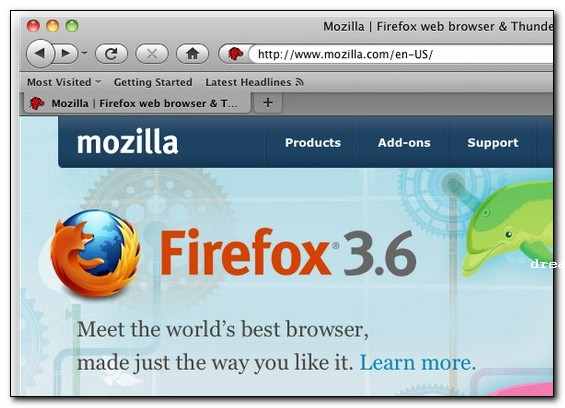 Browser for mac os x 10.4.11 intel