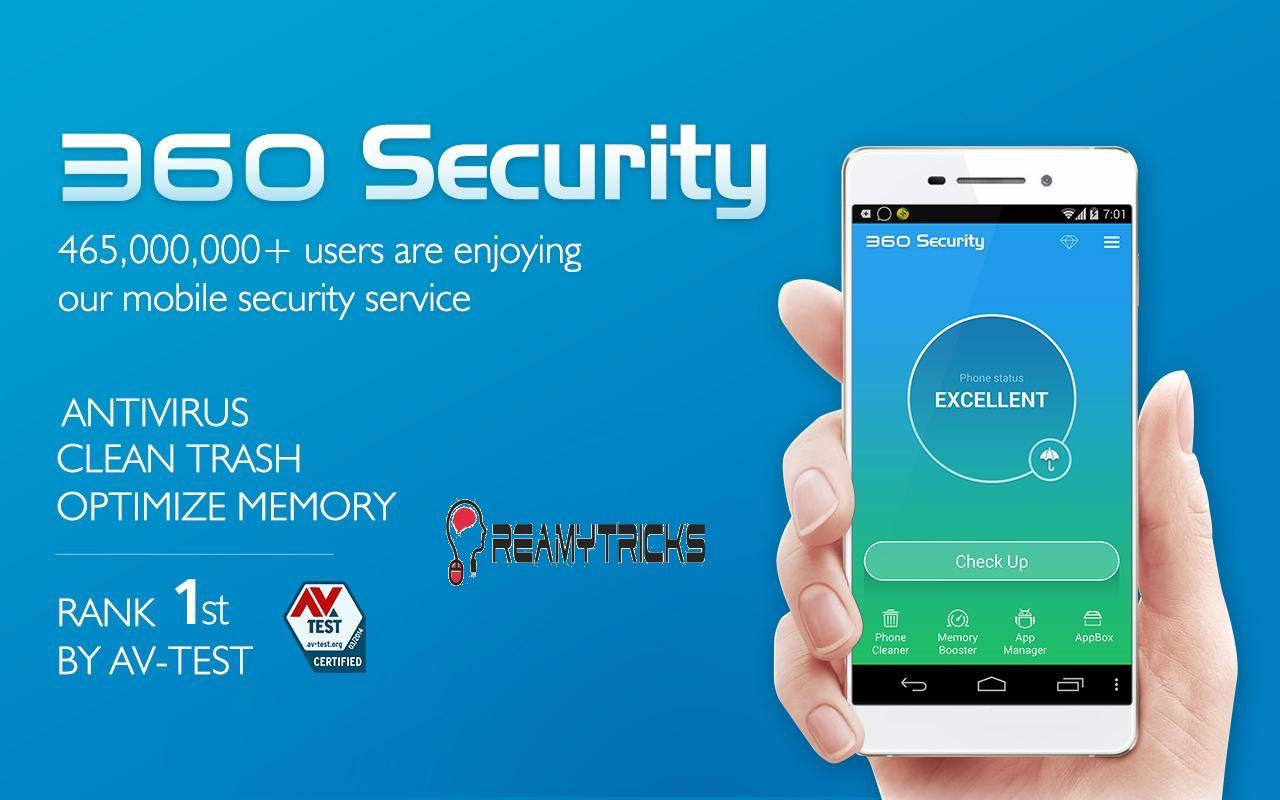 Phone Anti Virus For Android Phones best antivirus for android 2016 to secure your phone 360 security android