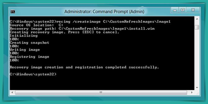 recimg cmd command