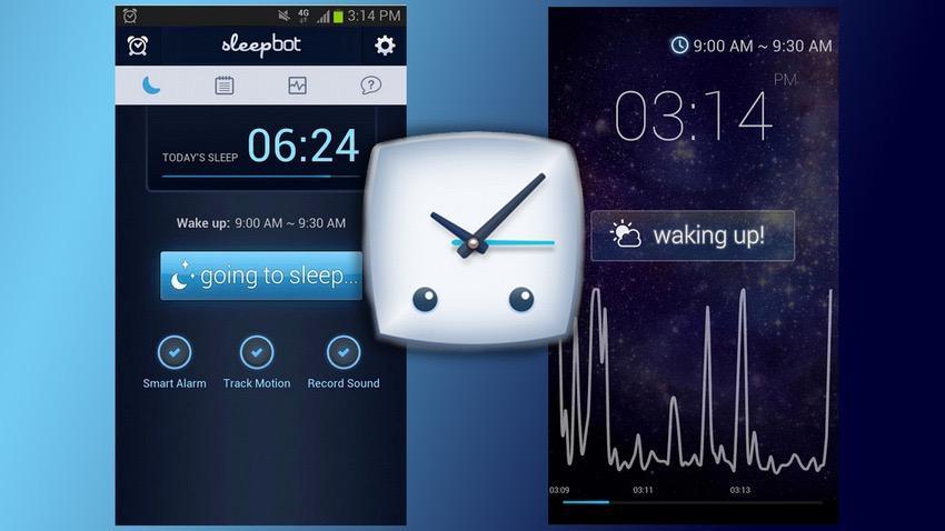 sleepbot android app