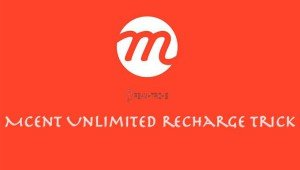 Mcent Unlimited Recharge trick (Latest trick) | Free recharge