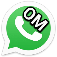 omwhatsapp for two whatsapp account