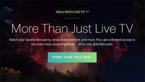 Hulu Live TV Channels – Take Your TV with You