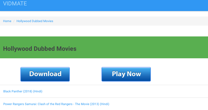 Watch online movies for free without downloading in hindi