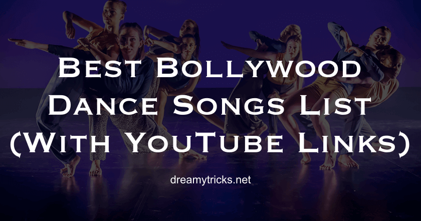 80 best bollywood dance songs list with youtube links