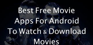 best free movie apps for android