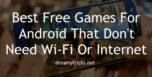 best free games for android that dont need wifi or internet