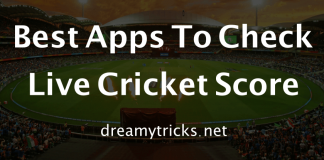 best apps to check live cricket score