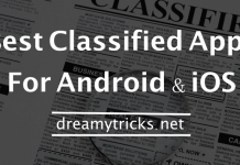 best classified apps for android & ios