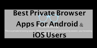 best private browser apps for android & ios users