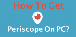 how to get periscope on pc